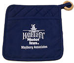 Mayberry Motor Inn potholder